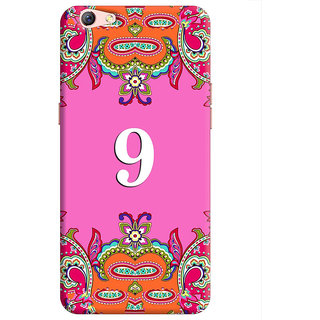 FurnishFantasy Back Cover for Oppo F3 Plus - Design ID - 1367