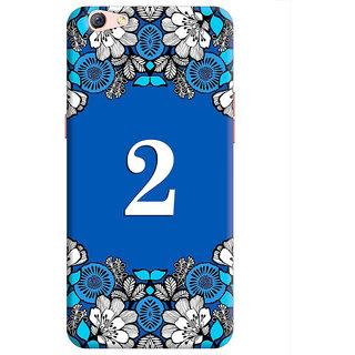 FurnishFantasy Back Cover for Oppo F3 Plus - Design ID - 1391