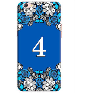 FurnishFantasy Back Cover for Oppo F3 Plus - Design ID - 1393
