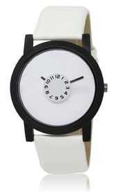 KDS Best Collection White New Look Boy And Men Watch