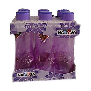 Nayasa Water Bottle Purple