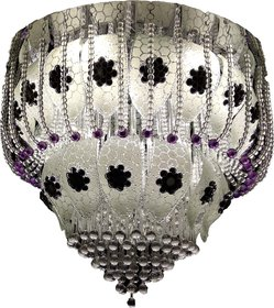 LEd Chandelier (Jhoomar) With Bluetooth Music System usb connection 600mm