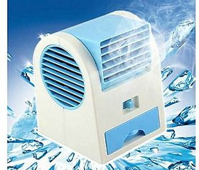 Kudos Mini Air Condtioning Fan Mini Portable USB Fragrance Water Cooler