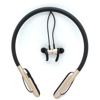 Callmate Sweatproof Sports Headphone V26 - Golden