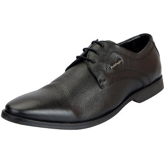 777659b6ac1 Buy Hush Puppies Men s Premium Leather Black Formal Lace Up Shoes Online -  Get 10% Off