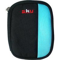 Sky Hardisk Pouch -SHPV02LBLU