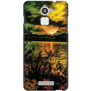 Printland Back Cover For Coolpad Note 3 Lite