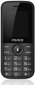 Peace P3 (Dual Sim, 1.8 Inch Display, 850 Mah Battery,  BIS Certified, Made in India)