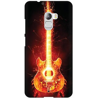 Printland Back Cover For Lenovo K4 Note