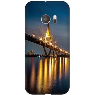 Printland Back Cover For HTC 10