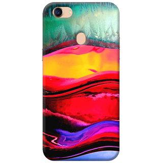 FurnishFantasy Back Cover for Oppo F5 - Design ID - 0632