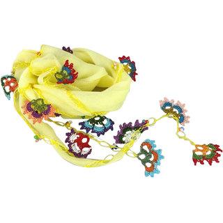 Dupatta for Kids for age 11 - 12 Years DUPATTA007 handmade Georgette