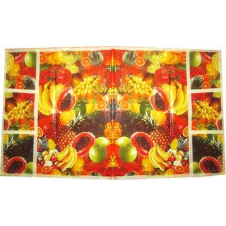 Floral Fridge Top Cover