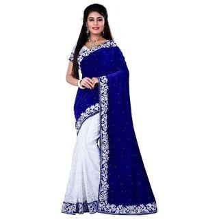nilam pari mew and shilk saree for lady