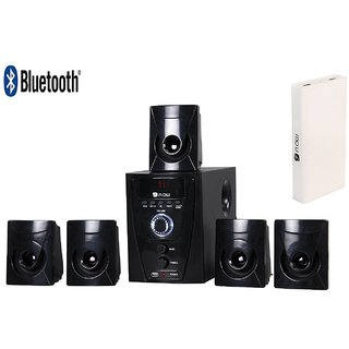Flow Flash 5.1 Bluetooth Home Theater System with 13000 mAh power bank