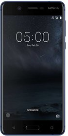 Nokia 5 (3 GB, 16 GB, Tempered Blue)