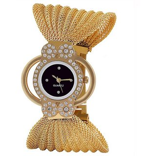 ARK NEW ETHNIC FANCY STYLE Ladies Watch - For Women and girls 6 MONTH WARRANTY