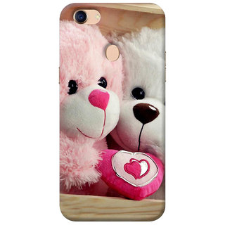 sale retailer 82c32 d9766 FurnishFantasy Back Cover for Oppo F5 Youth - Design ID - 0023