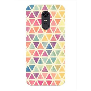 Printgasm Xiaomi Redmi Note 5 printed back hard cover/case,  Matte finish, premium 3D printed, designer case