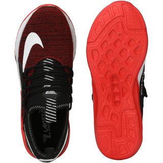 Lavista Red Lace Up Eva Sneakers Casual Shoes For Men