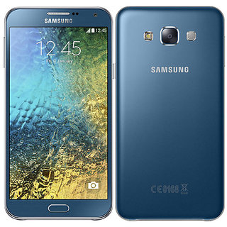 SAMSUNG GALAXY E7 2 GB RAM/ 16 GB ROM DUAL SIM MOBILE PHONE WITH 6 MONTHS WARRANTY BAZAAR WARRANTY