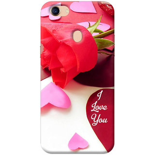new style 4c131 eecfd FurnishFantasy Back Cover for Oppo F5 Youth - Design ID - 0836