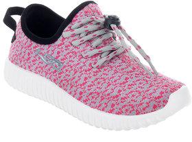 Lancer Grey Pink Shoes