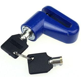 Shhira Disc brakes Bike disc lock Bicycle Motorcycle Disk Brake Lock + 2 Keys