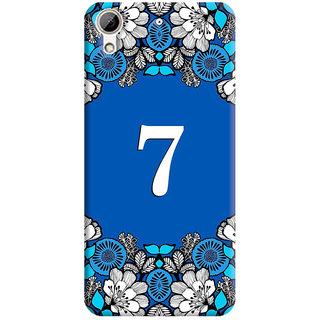 FurnishFantasy Back Cover for HTC Desire 628 - Design ID - 1396