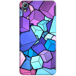 FurnishFantasy Back Cover for HTC Desire 820 - Design ID - 0830