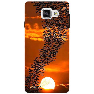 HIGH QUALITY PRINTED BACK CASE COVER FOR SAMSUNG GALAXY C5 2016 DESIGN ALPHA2034