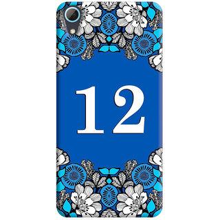 FurnishFantasy Back Cover for HTC Desire 820 - Design ID - 1401