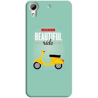 FurnishFantasy Back Cover for HTC Desire 626 - Design ID - 0144