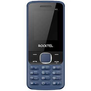 Rocktel W3 800mAh Battery DUAL SIM 1.8 Screen Camera Bluetooth Wireless FM MULTI Language Mobile Phone