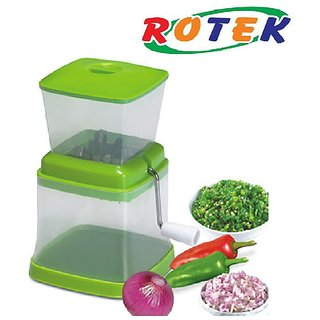 Rotek Big Chopper Onion Vegetable - Color May Vary