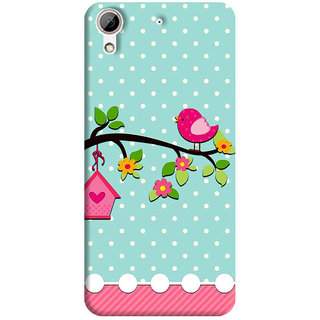 FurnishFantasy Back Cover for Sony Xperia M4 - Design ID - 1127