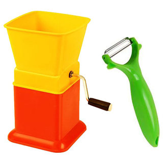 chilly cutter with Y Peeler