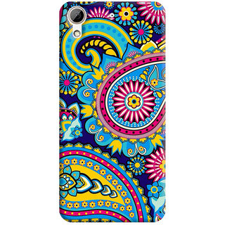 FurnishFantasy Back Cover for HTC Desire 626 - Design ID - 0991