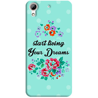 FurnishFantasy Back Cover for Sony Xperia M4 - Design ID - 1176