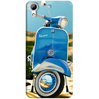 FurnishFantasy Back Cover for HTC Desire 626 - Design ID - 0997