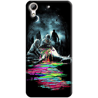 FurnishFantasy Back Cover for Sony Xperia M4 - Design ID - 1208