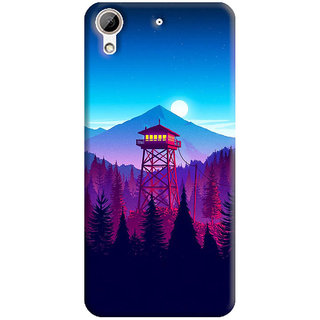 FurnishFantasy Back Cover for Sony Xperia M4 - Design ID - 1240