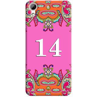FurnishFantasy Back Cover for HTC Desire 626 - Design ID - 1372
