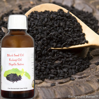 Alcamy's Pure Black Seed Oil (Cold Pressed)