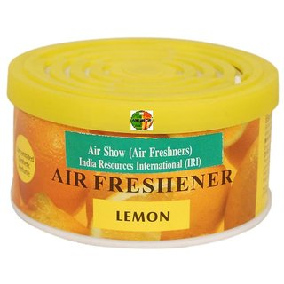 Air Show Car Air Freshner (Lemon)
