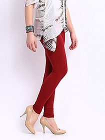 Juliets Cotton Red Leggings