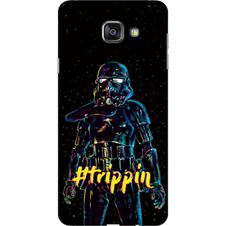 Galaxy A3 2016 Case, Trippin Darth Vader Slim Fit Hard Case Cover / Back Cover For Galaxy A3 2016