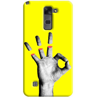 FurnishFantasy Back Cover for LG Stylus 2 - Design ID - 1014