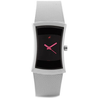 Fastrack Analog Watch For Women-6093sm01