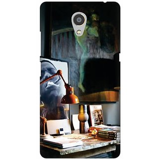 Printland Back Cover For Lenovo P2